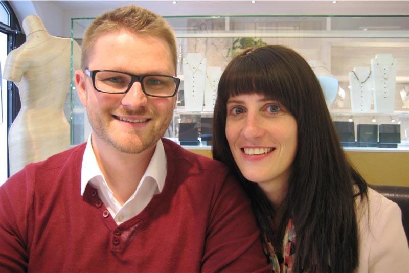Andrea & Thomas