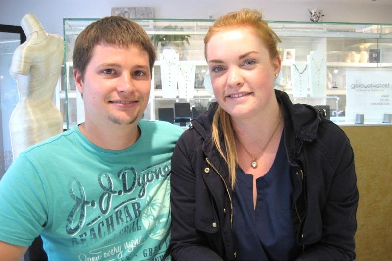 Bernhard & Jasmin