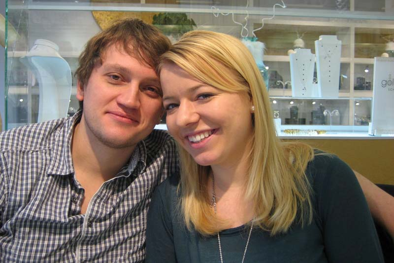Christine & Christian