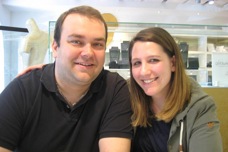 Jacqueline & Stefan