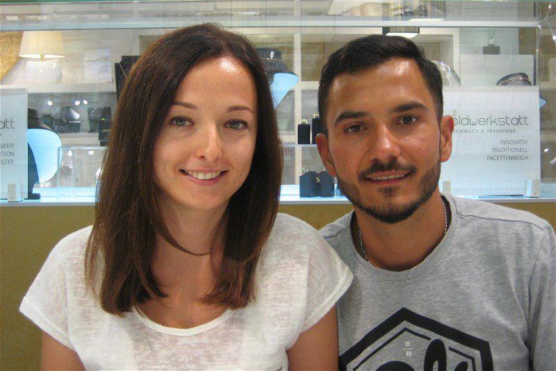 Jessi & Alex