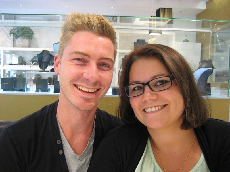 Kathi & Manuel