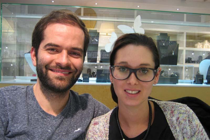 Lara & Florian