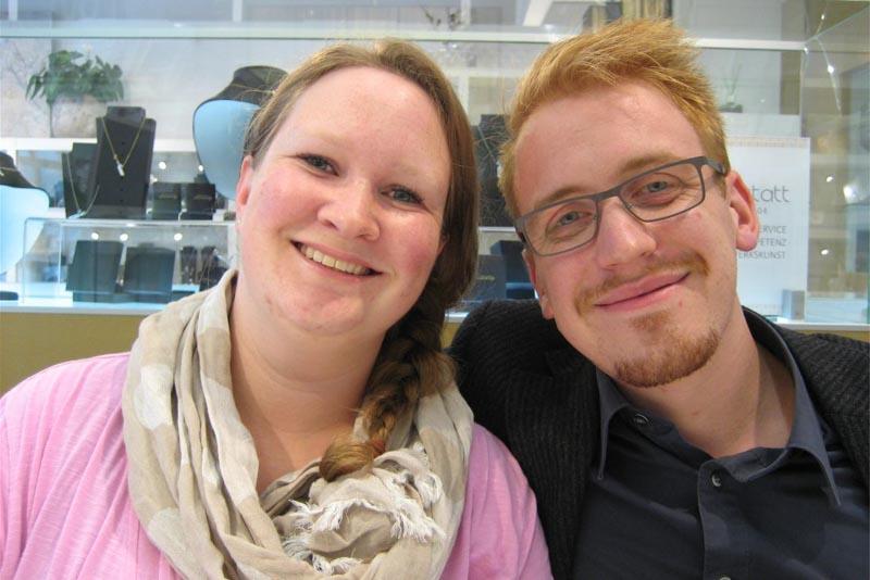 Nina & Thomas