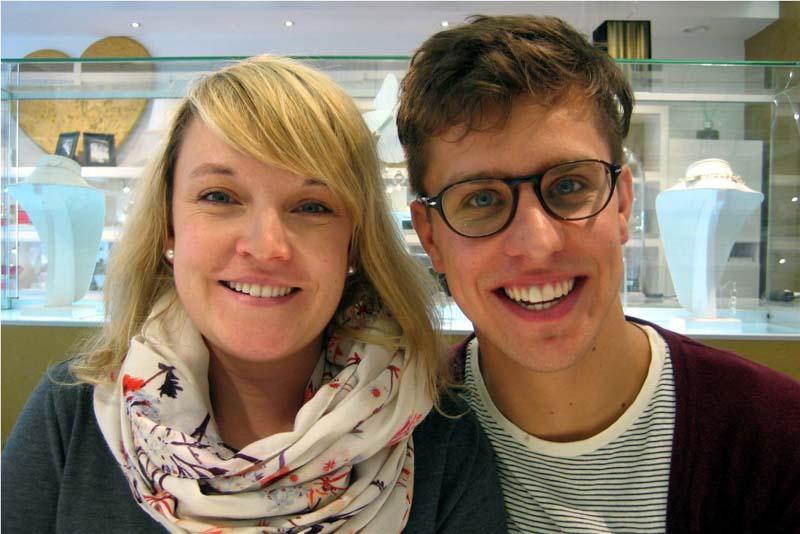 Stefanie & Johann