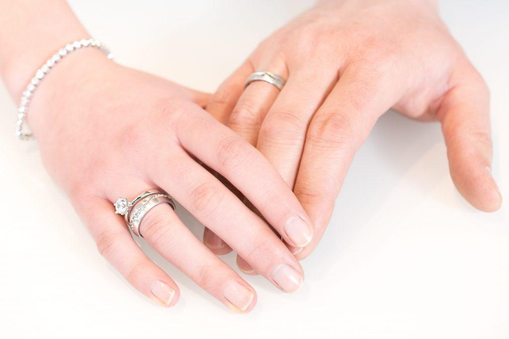 An welcher Hand trägt man den Trauring? - Goldwerkstatt