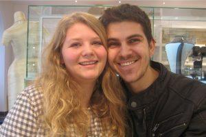 Josephine & Thomas