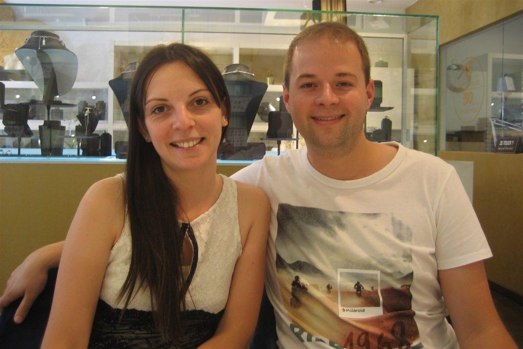 Stefanie & Florian