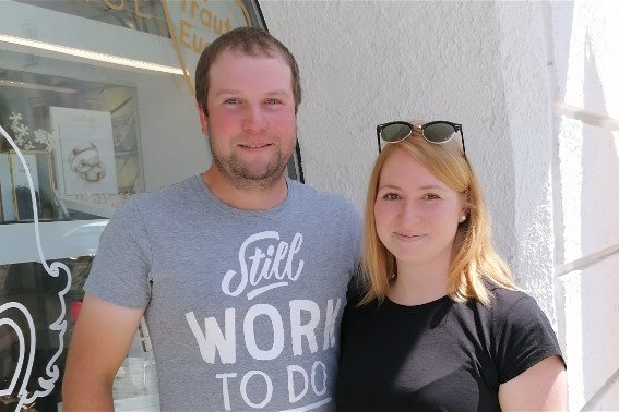 Anja & Thomas