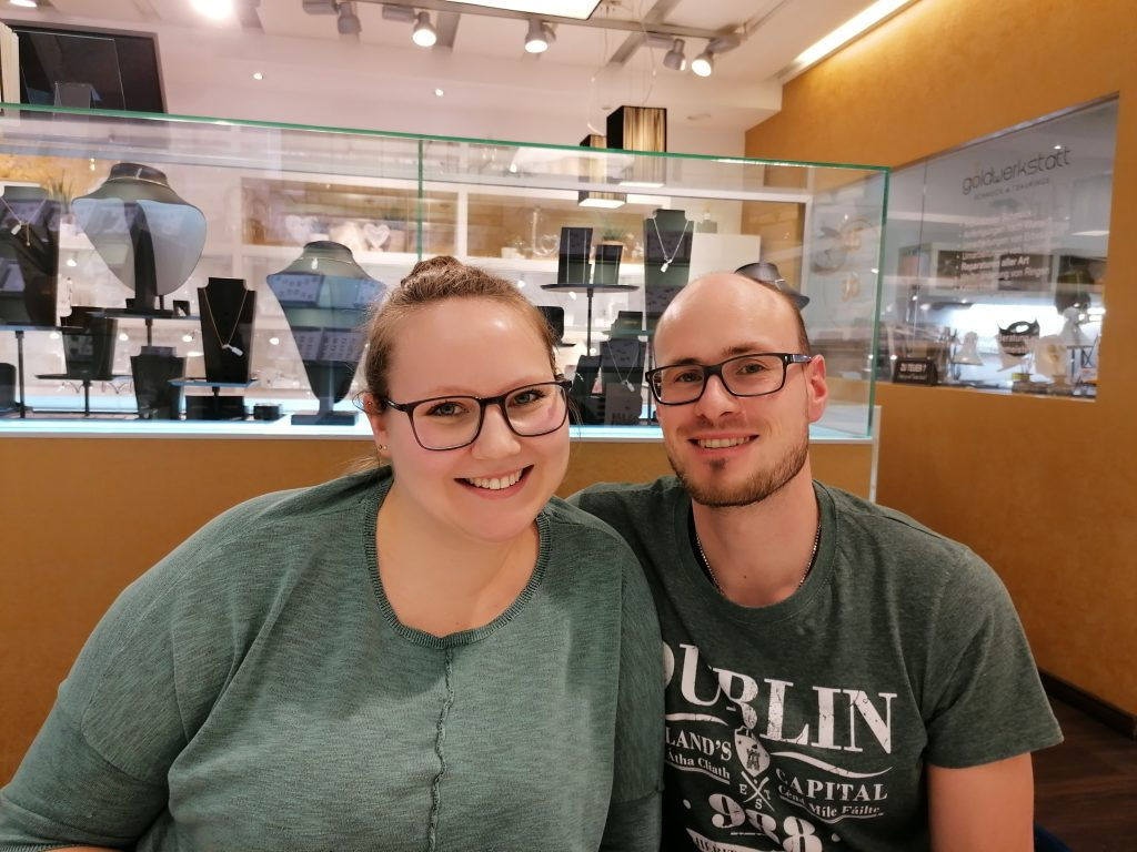 Daniela & Martin