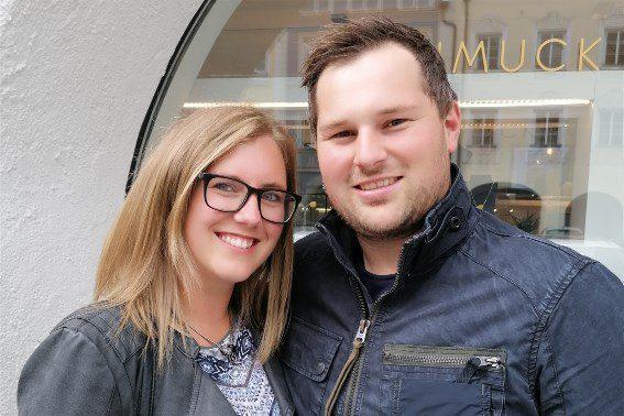 Kathrin & Dominik
