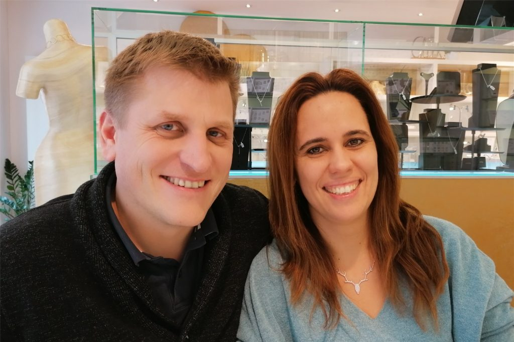 Maria & Hans