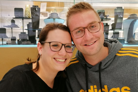 Marion & Christian