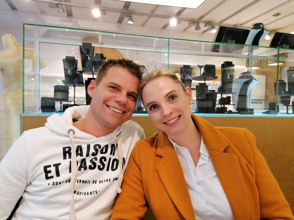 Sabrina & Christoph