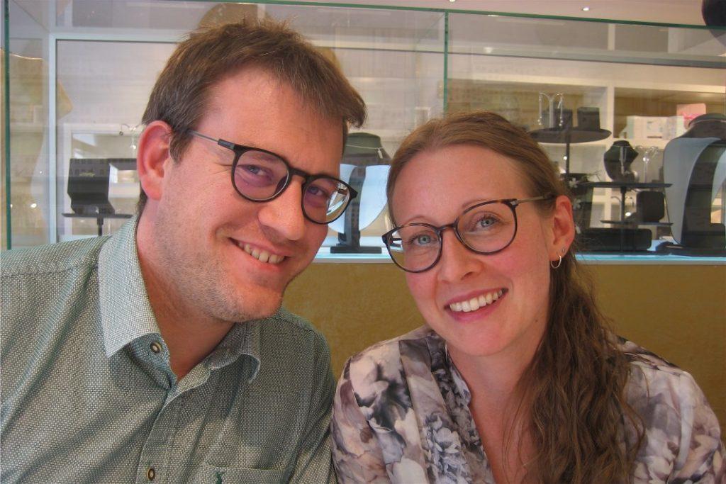 Tina & Florian