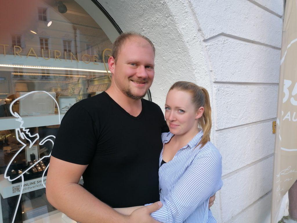 Tanya & Konrad